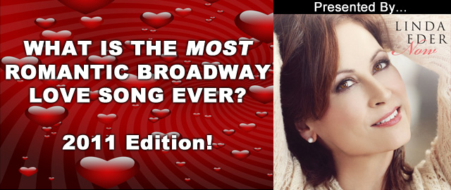WHAT IS THE MOST ROMANTIC BROADWAY LOVE SONG EVER? 600 Stars Tell Us - From THE VIEW to SPIDER-MAN!