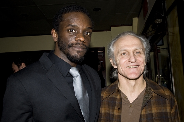 Chris Chalk & David Patrick Kelly