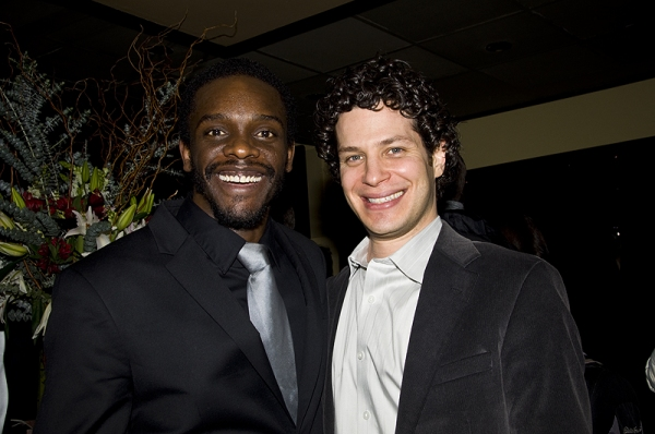 Chris Chalk & Thomas Kail