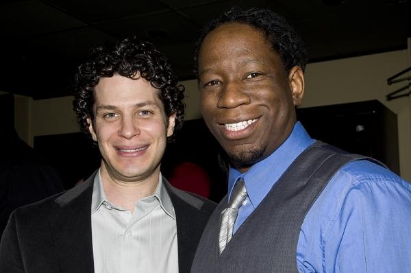 Thomas Kail & Nathan Louis Jackson