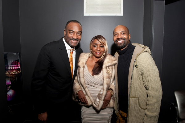 Reginald Van Lee, Janice Combs, Ronald K. Brown