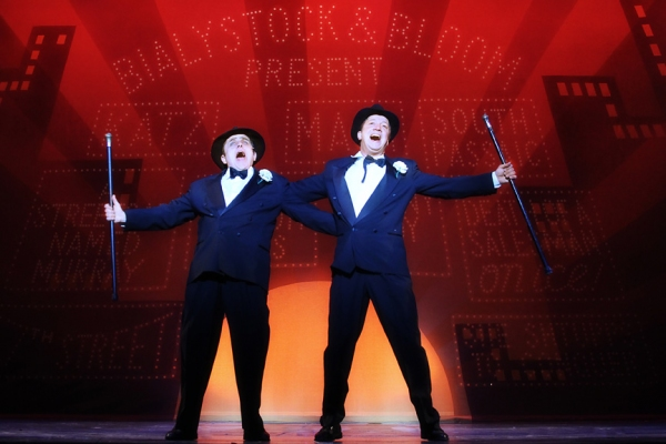 Photo Flash: Stacey Todd Holt, Michael McCormick in THE PRODUCERS at NCT