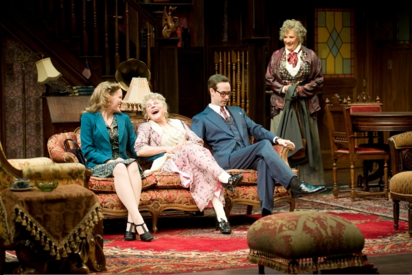 Abbey Siegworth, Tovah Feldshuh, Lee Trull, Betty Buckley
