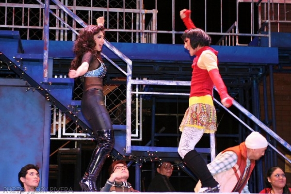 Sheree Bautista, Job Bautista at  9 Works Theatrical Revisits Rock Musical RENT, 2/12 to 3/6