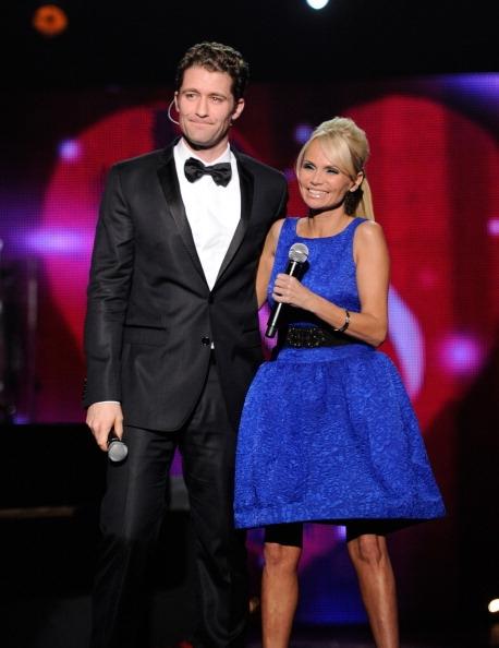 Matt Morrison and Kristin Chenoweth
