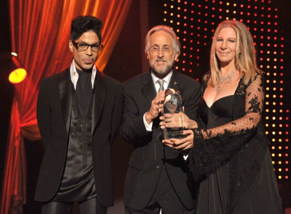 Photo Coverage: Barbra Streisand Honored at MusiCares