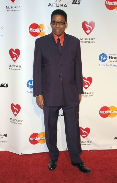 Herbie Hancock at the 2011 MusiCares Person of the Year Tribute to Barbra Streisand Los Angeles Convention Center, West Hall, Los Angeles, CA, USA February 11, 2011