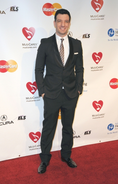 JC Chasez at the 2011 MusiCares Person of the Year Tribute to Barbra Streisand Los Angeles Convention Center, West Hall, Los Angeles, CA, USA February 11, 2011