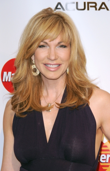 Leeza Gibbons at the 2011 MusiCares Person of the Year Tribute to Barbra Streisand  Los Angeles Convention Center, West Hall, Los Angeles, CA, USA  February 11, 2011  © RD/ Scott Kirkland/ Retna Digital at Barbra Streisand MusiCares Starry Red Carpet!