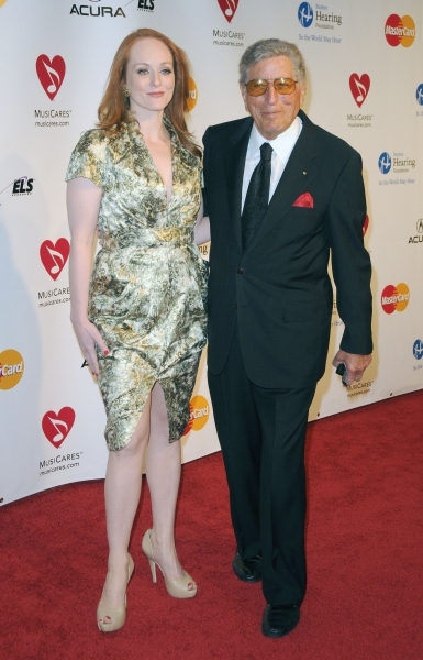 Photo Coverage: Barbra Streisand MusiCares Starry Red Carpet!
