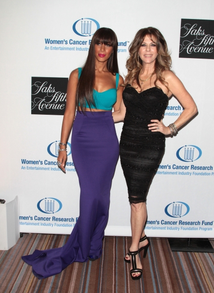 Leona Lewis and Rita Wilson in attendance; An Unforgettable Evening Benefitting EIF's Women's Cancer Research
