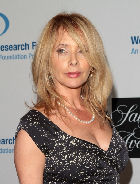 Rosanne Arquette in attendance; An Unforgettable Evening Benefitting EIF's Women's Cancer Research
