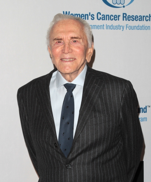 Kirk Douglas in attendance; An Unforgettable Evening Benefitting EIF's Women's Cancer Research held at the Beverly Wilshire Hotel in Beverly Hills, California on February 10th, 2011.  © RD / Orchon / Retna Digital at An Unforgettable Evening Benefitting EIF's Women's Cancer Research