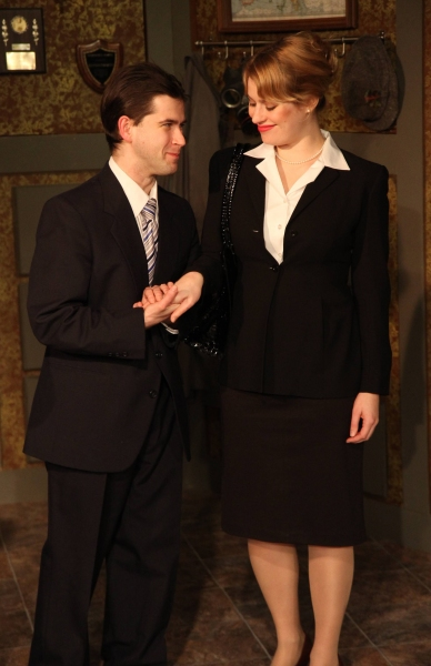 Photo Flash: ACCIDENTAL DEATH OF AN ANARCHIST Opens at Signal Ensemble, 2/14