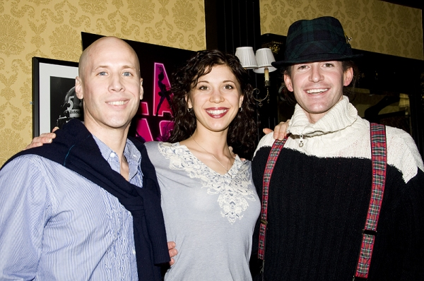 Christophe Caballero, Caitlin Mundth & Todd Lattimore Photo