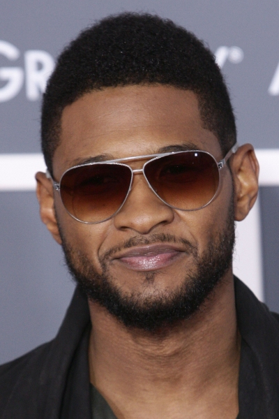 Usher Raymond pictured at The 53rd Annual GRAMMY Awards held at Staples Center in Los Angeles, California on February 13, 2011.  © RD / Orchon / Retna Digital.