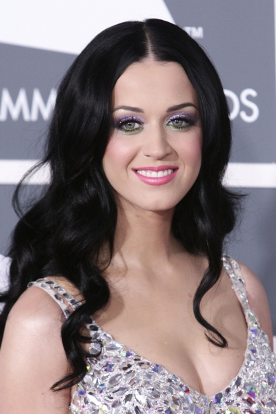 Katy Perry pictured at The 53rd Annual GRAMMY Awards held at Staples Center in Los Angeles, California on February 13, 2011.  © RD / Orchon / Retna Digital.