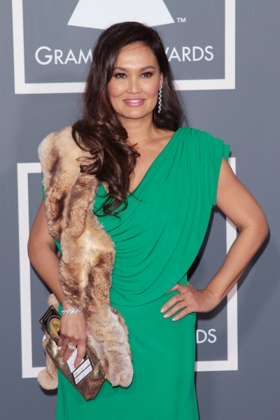 Tia Carrere pictured at The 53rd Annual GRAMMY Awards held at Staples Center in Los Angeles, California on February 13, 2011.  © RD / Orchon / Retna Digital.