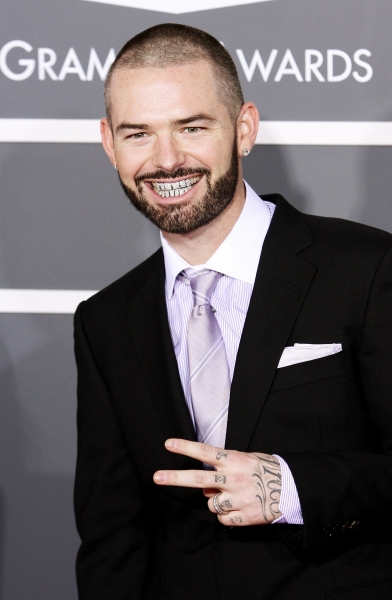 Paul Wall pictured at The 53rd Annual GRAMMY Awards held at Staples Center in Los Angeles, California on February 13, 2011.  © RD / Orchon / Retna Digital.
