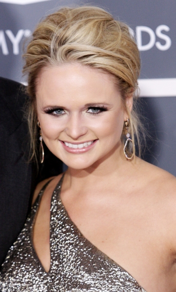 Miranda Lambert pictured at The 53rd Annual GRAMMY Awards held at Staples Center in L Photo