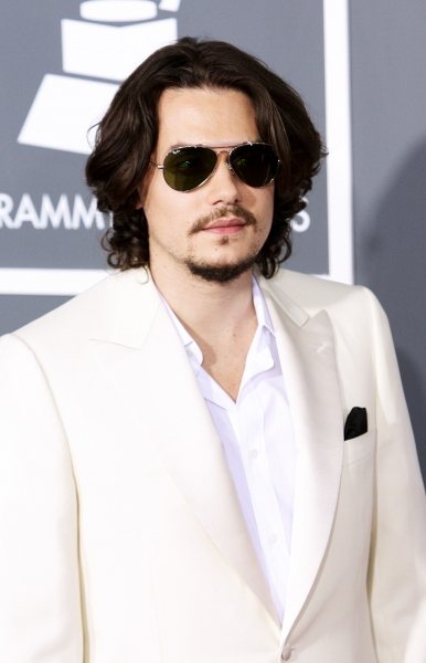 John Mayer pictured at The 53rd Annual GRAMMY Awards held at Staples Center in Los An Photo