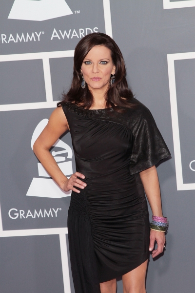 Martina McBride pictured at The 53rd Annual GRAMMY Awards held at Staples Center in Los Angeles, California on February 13, 2011.  © RD / Orchon / Retna Digital.