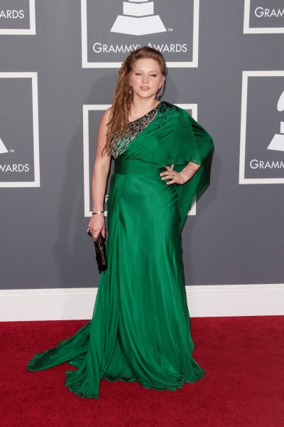 Crystal Bowersox pictured at The 53rd Annual GRAMMY Awards held at Staples Center in  Photo