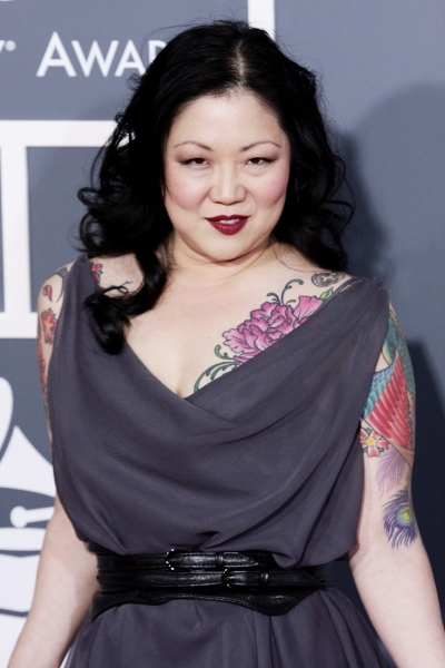 Margaret Cho pictured at The 53rd Annual GRAMMY Awards held at Staples Center in Los Angeles, California on February 13, 2011.  © RD / Orchon / Retna Digital. at 2011 GRAMMY Awards Star-Filled Red Carpet!