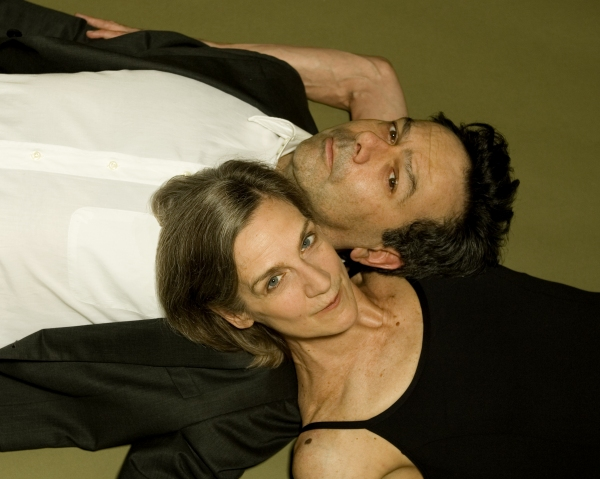 Michael Healey and Peggy Baker at Peggy Baker Dance Project's ARE YOU OK