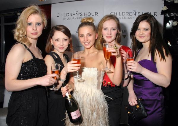 Isabell Elison, Marama Corlett,Isabella Brazier-Jones, Eve Ponsonby, Poppy Carter