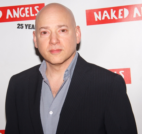 Evan Handler at Naked Angels' 25th Anniversary Gala