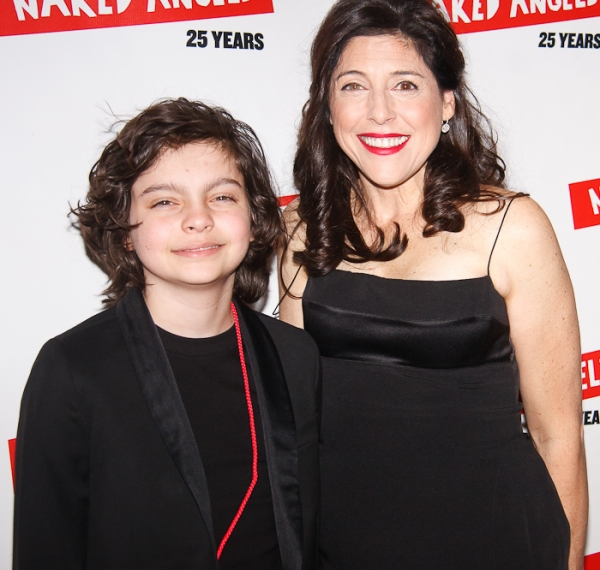 Max Burkholder and Kelly Wolf
