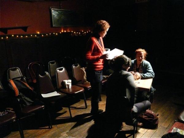 Jelena Stupljanin, Julie Kline and Anne O'Sullivan
