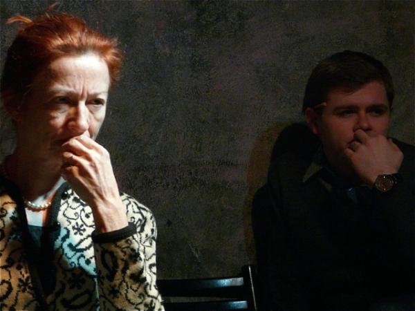 Anne O'Sullivan and David Shane