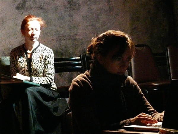 Anne O'Sullivan and Julie Kline