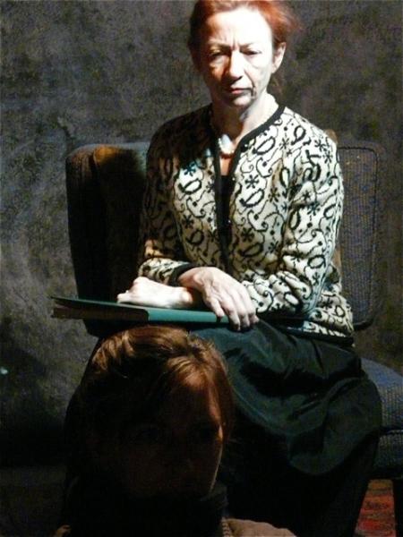 Julie Kline and Anne O'Sullivan