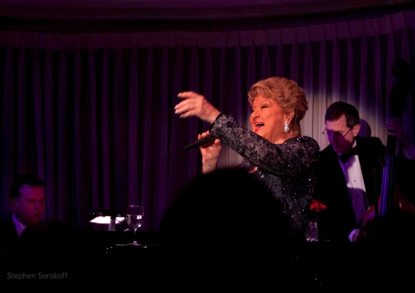 Photo Coverage: Marilyn Maye Plays Colony Hotel in Palm Beach