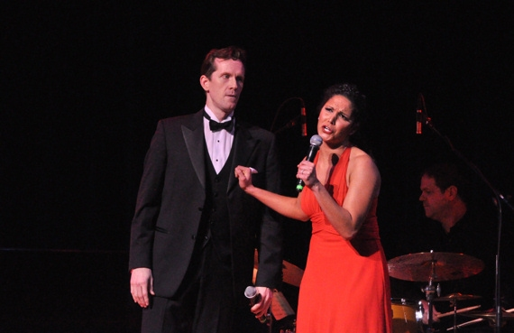 Photo Coverage: The Broadway Musicals of 1921 at Town Hall