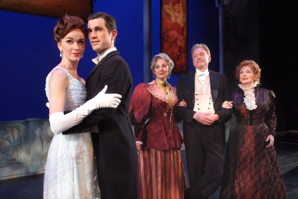 Photo Flash: First Look at Reprise Theatre Company's GIGI