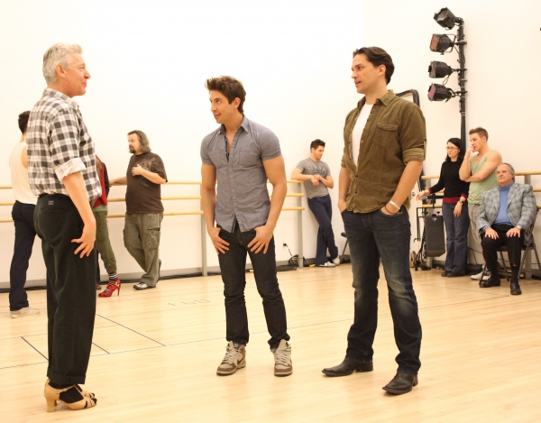 Photo Coverage: PRISCILLA QUEEN OF THE DESERT in Rehearsal & Meet the Cast!