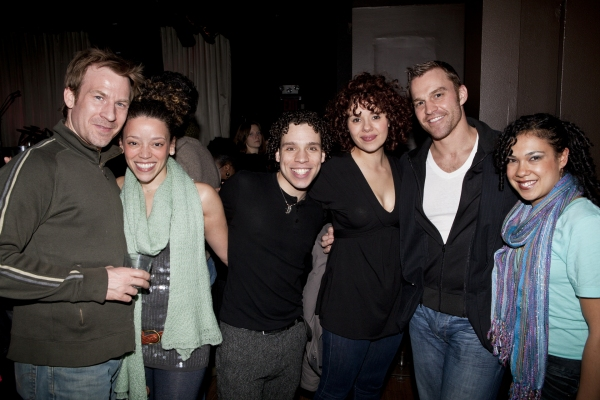 Photo Coverage: IN THE HEIGHTS Alum Chris Jackson Celebrates CD Release