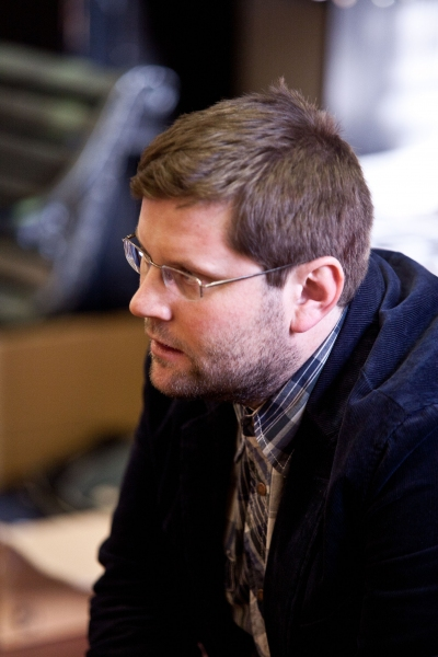 David Eldridge