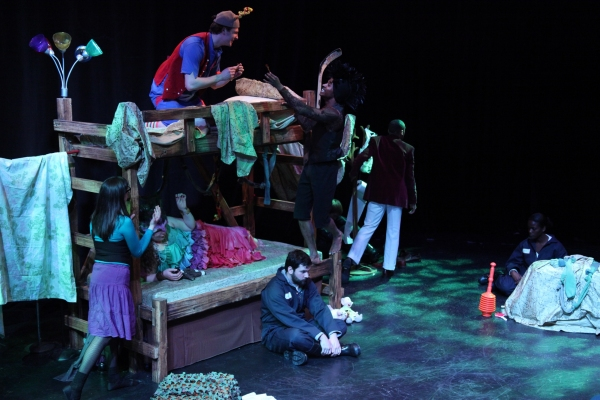 Photo Flash: CAPA & OSU's Starter A MIDSUMMER NIGHT'S DREAM