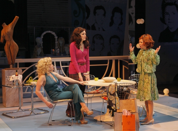 Billie Wildrick as Mary, Cayman Ilika as Kathy, and Jennifer Sue Johnson