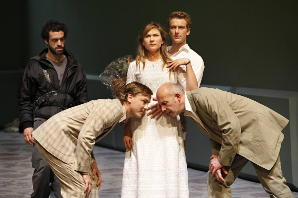 Photo Coverage: MADAME BOVARY Premieres on the Berlin Stage
