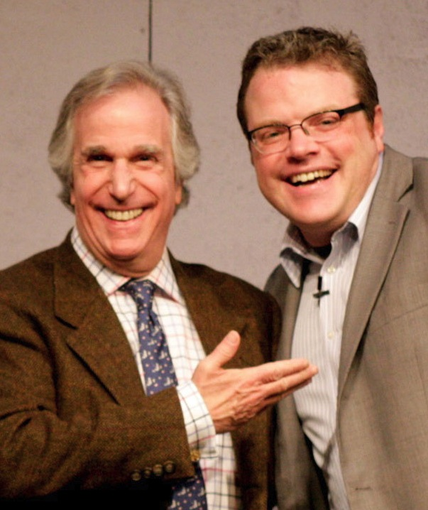 Henry Winkler Guest Stars on First Live Stream 'Fix-Up Show' at the ACME Theatre