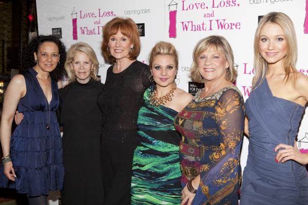 Sabrina Le Beauf, Daryl Roth, Barbara Rhoades, Orfeh, Kim Zimmer and Katrina Bowden Photo