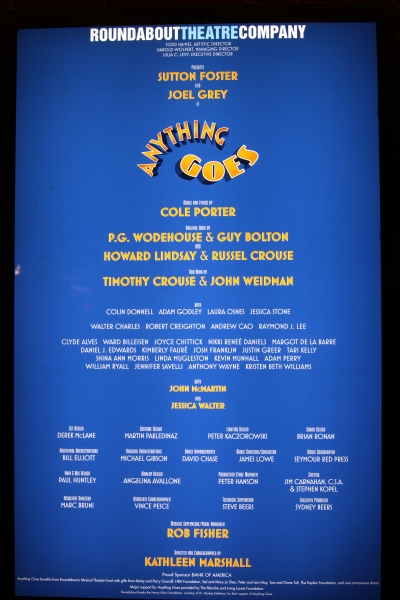 Photo Coverage: Meet the Cast of ANYTHING GOES!