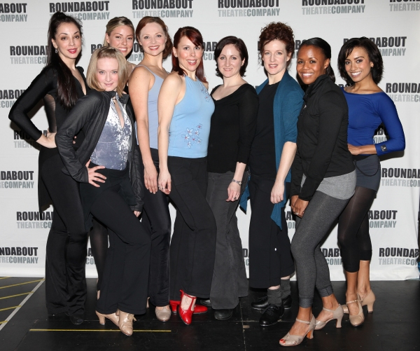 Ensemble female cast featuring Joyce Chittick, Nikki Renee Daniels, Margot De La Barre, Kimberly Faure, Tari Kelly, Shina Ann Morris, Linda Mugleston, Jennifer Savelli & Kristen Beth Williams