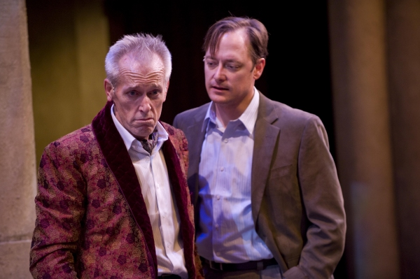 Photo Flash: Theatre At The Center Presents SLEUTH